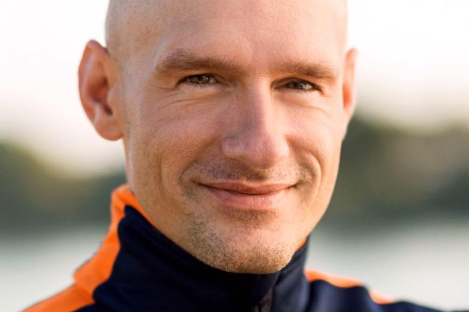 Geschäftsführer Uwe Wohlrabe weiß, wie wichtig der Gang ins Fitnessstudio ist.