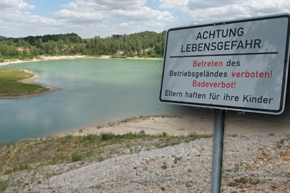 """Lebensgefährlicher Badespaß! Penig warnt vor der """"blauen Adria"""""""