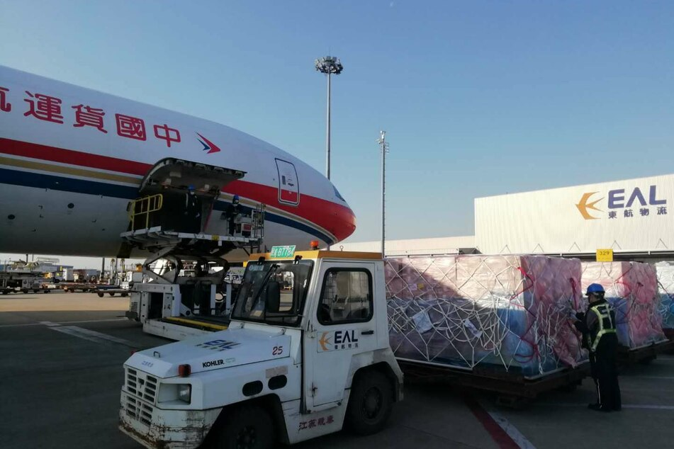 "In March, Jack Ma sent Corona relief supplies to the US ""All the best to our friends in America,"" he tweeted to a picture of the cargo."