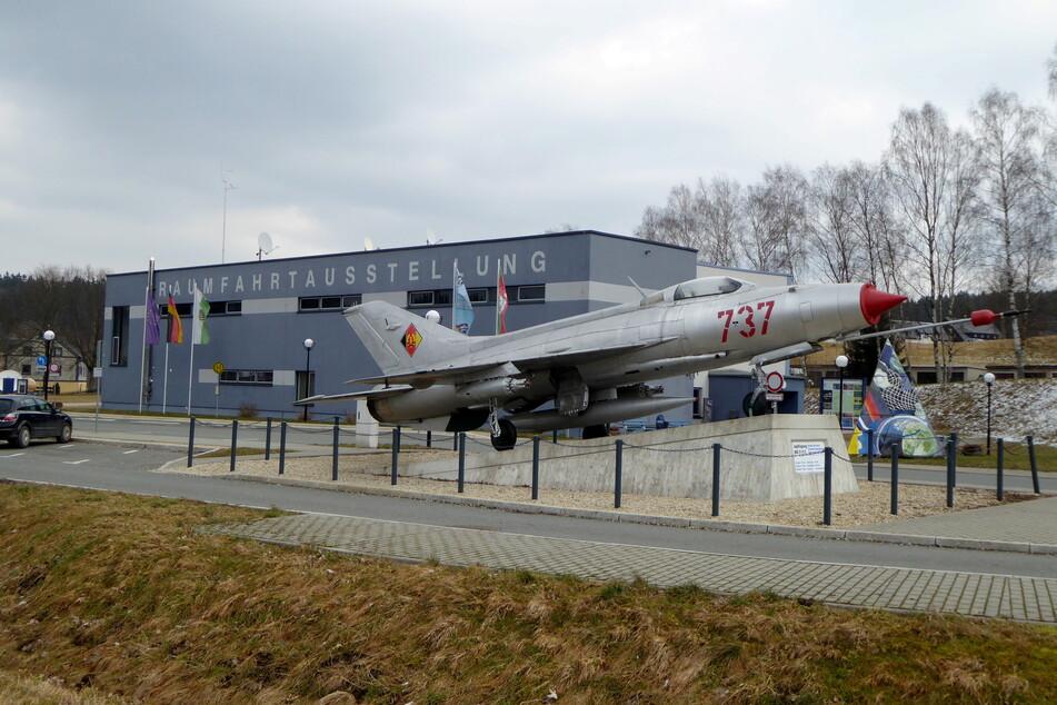 Die Deutsche Raumfahrtausstellung in Morgenröthe-Rautenkranz soll um eine weitere Halle ergänzt werden.
