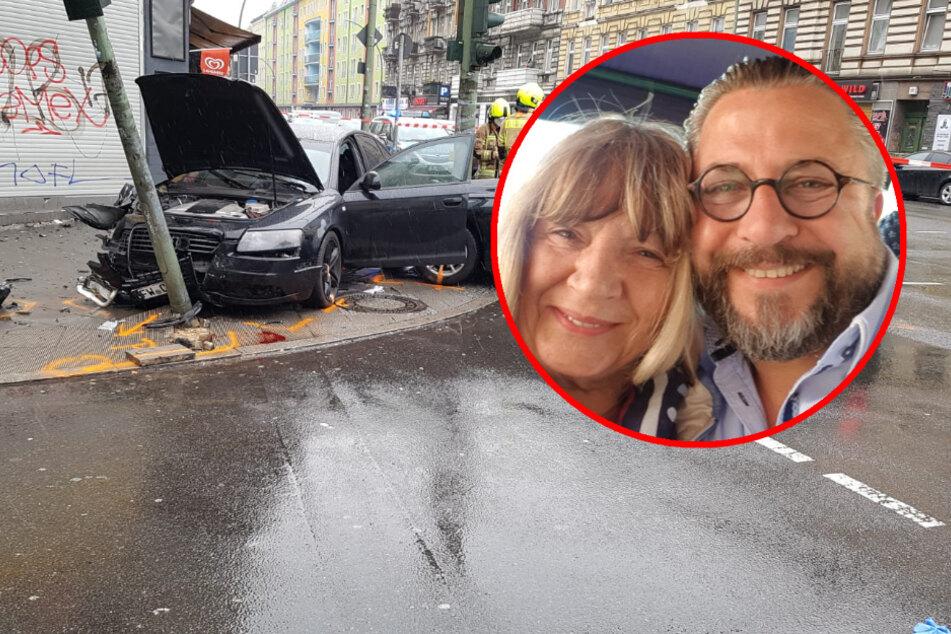 Auf Flucht vor Polizei: Raser erfasst Mutter (81) von Neuköllner Imbiss-Legende Curry-Paule