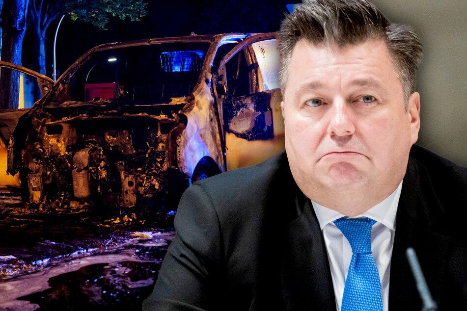 Rechtsextreme Anschlagsserie in Neukölln: Heute kommt der Zwischenbericht!