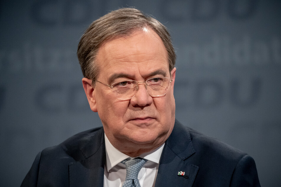 NRW-Ministerpräsident Laschet (59, CDU) hat nach den gewaltsamen Ausschreitungen am US-Kapitol dazu aufgerufen, die Demokratie in Deutschland zu verteidigen (Archivbild).