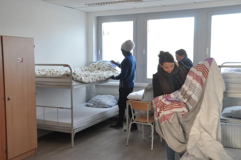 Hilfe für Obdachlose wird durch das Coronavirus zusätzlich erschwert.