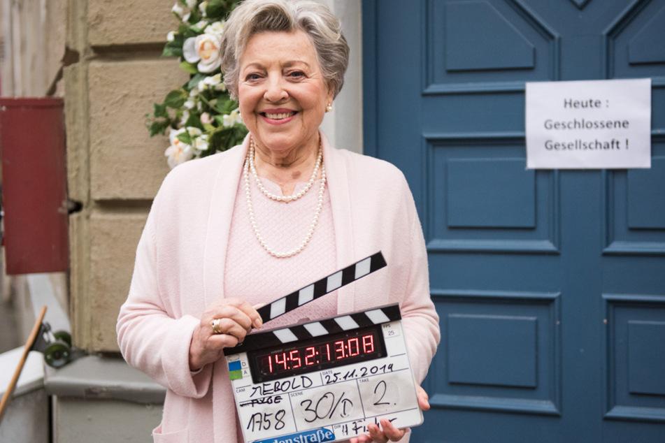Die letzte Klappe mit Mutter Beimer (Marie-Luise Marjan, 79) fiel im Dezember - HEUTE gabs' das Finale.