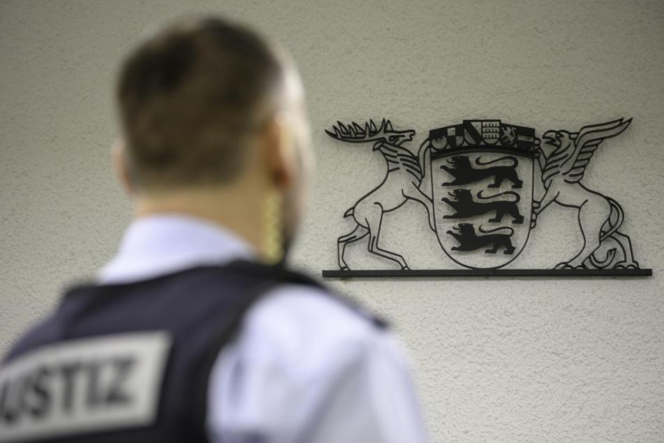Zwei Männer müssen sich vor dem Stuttgarter Oberlandesgericht verantworten. (Archivbild)