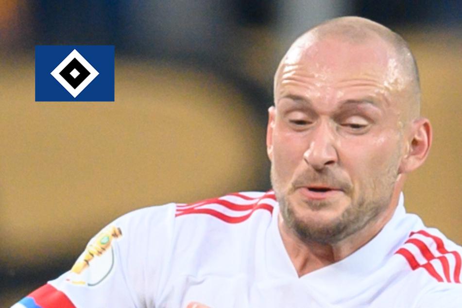 Anzeige! Angriff auf Dynamo-Fan hat für HSV-Profi Leistner Nachspiel