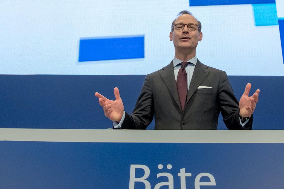 """Spekulationsblase? Allianz-Chef warnt vor Börsencrash: Lage """"ziemlich verrückt"""""""
