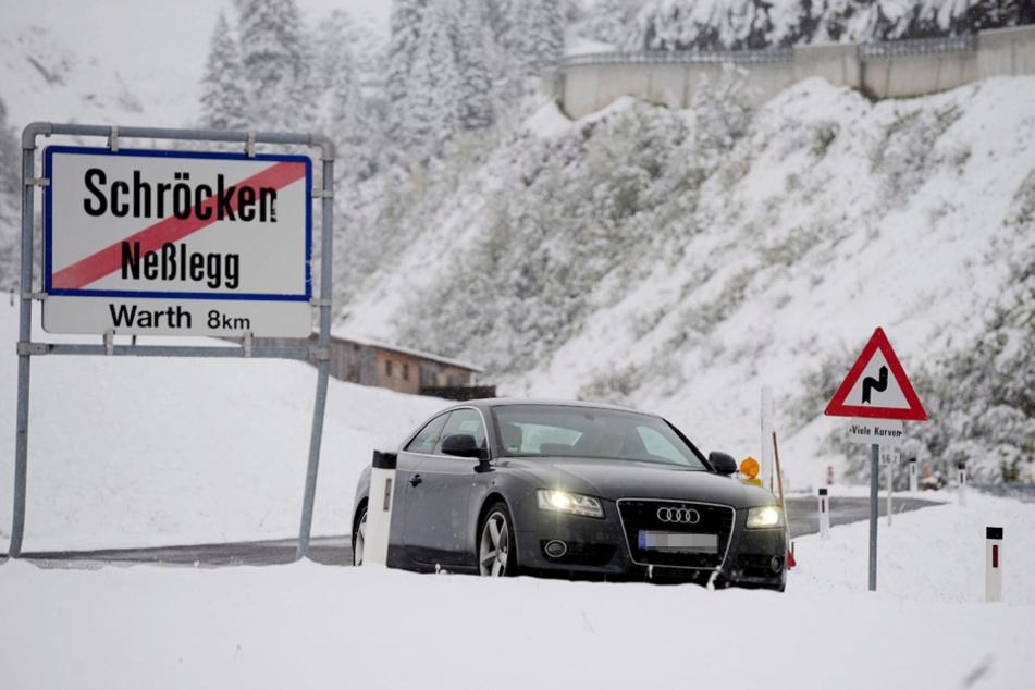 Am Ende? Nicht nur im österreichischem Bundesland Vorarlberg befürchtet man finanzielle Einbrüche. (Archiv)