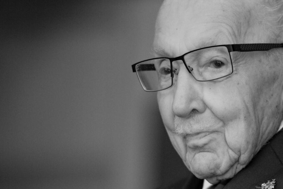 Kampf gegen Covid-19 verloren: 100 Jahre alter Spendensammler ist tot