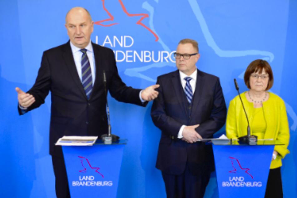Rettungsschirm für Brandenburg: Mit einer Milliarde Euro gegen die Coronakrise?