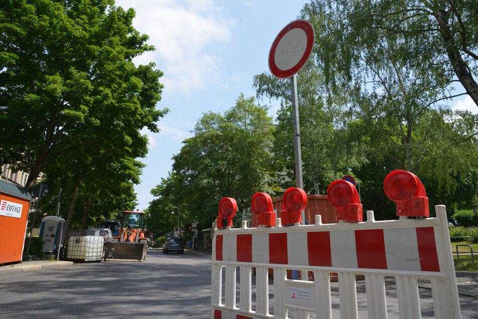 Chemnitz: Achtung, Staugefahr! Hier gibt es neue Baustellen in Chemnitz