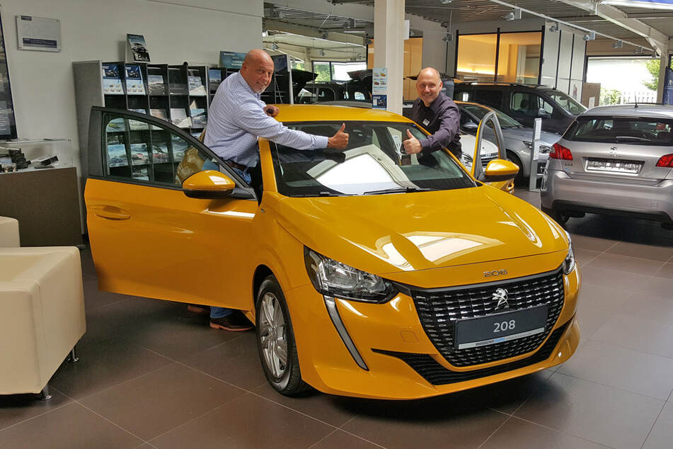 Preisoffensive bei Peugeot in Oldenburg: Diesen Wagen gibt's für 179 Euro