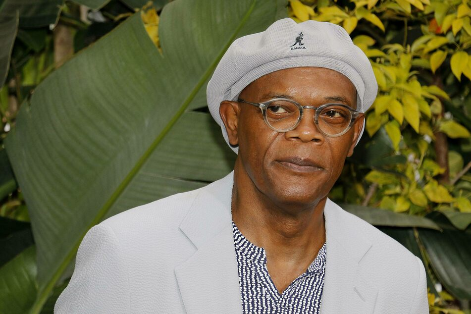 Samuel L. Jackson is one of Hollywood's top stars.