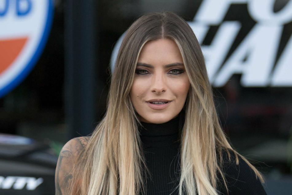 Schauspielerin Sophia Thomalla (31) kommt zum VIP-Rennen der Place to B Racing for Charity.