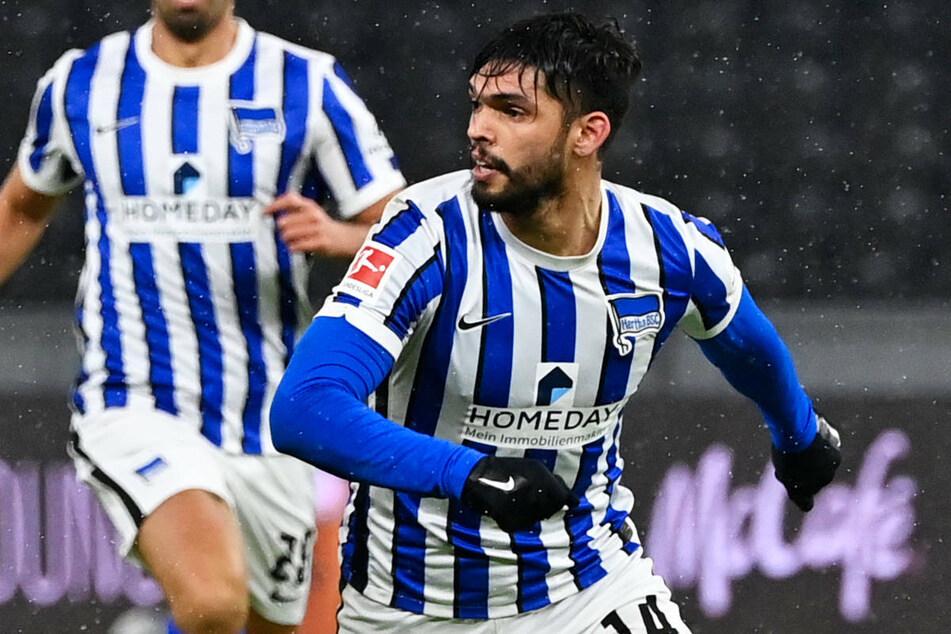 Omar Alderete (24) verlässt Hertha BSC, um zunächst für eine Saison beim spanischen Spitzenklub FC Valencia anzuheuern.
