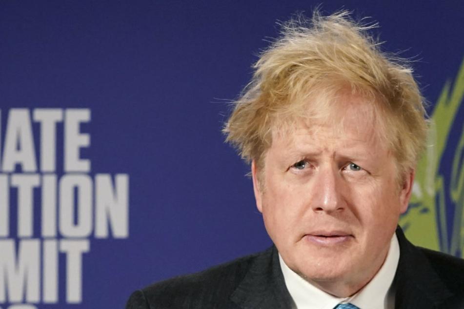 Boris Johnson reagiert auf pikante Strubelfrisur-Frage: Ich bürste meine Haare!