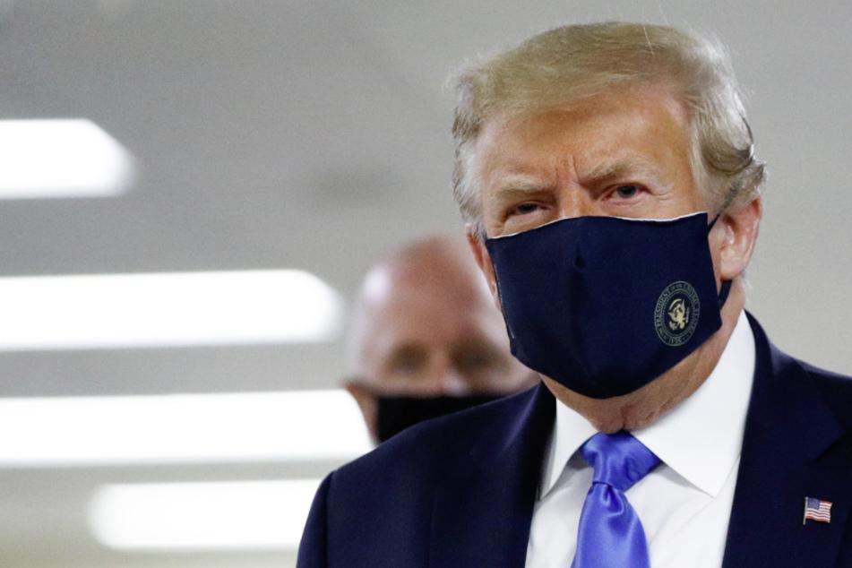 Präsident Donald Trump (74). (Archivbild)