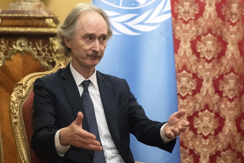 Geir Pedersen, Sondergesandter der Vereinten Nationen für Syrien.