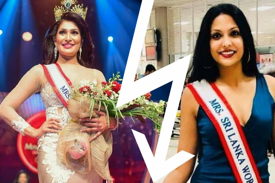 Showdown for the crown: beauty queen arrested after clashing with successor!