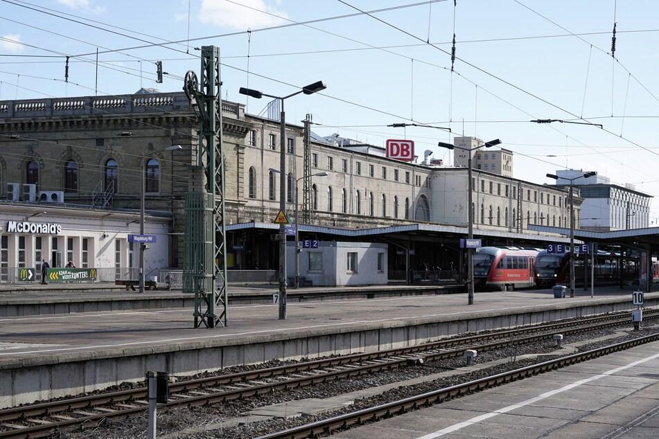 Der 20-Jährige hatte am Magdeburger Hauptbahnhof Passanten belästigt.