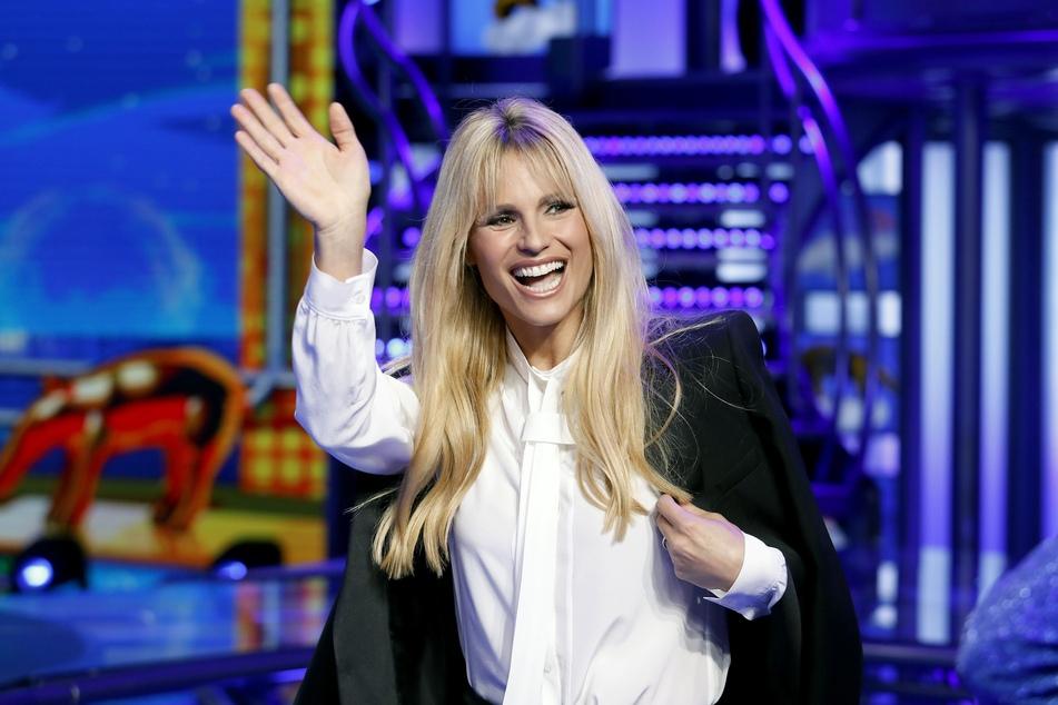 """Fernsehmoderatorin Michelle Hunziker (43) sagt, dass sie die Corona-Zeit """"so schnell nicht vergessen"""" wird."""