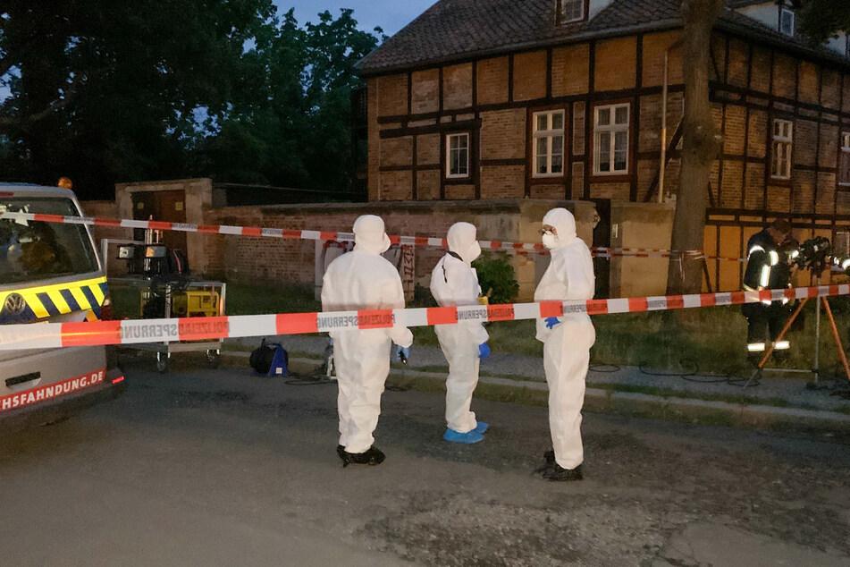 Mord auf offener Straße in Quedlinburg: Polizei tappt weiter im Dunkeln