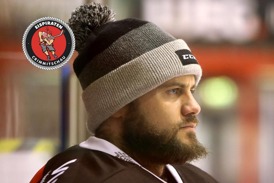 Eispiraten-Goalie Andryukhov bei Unfall schwer verletzt