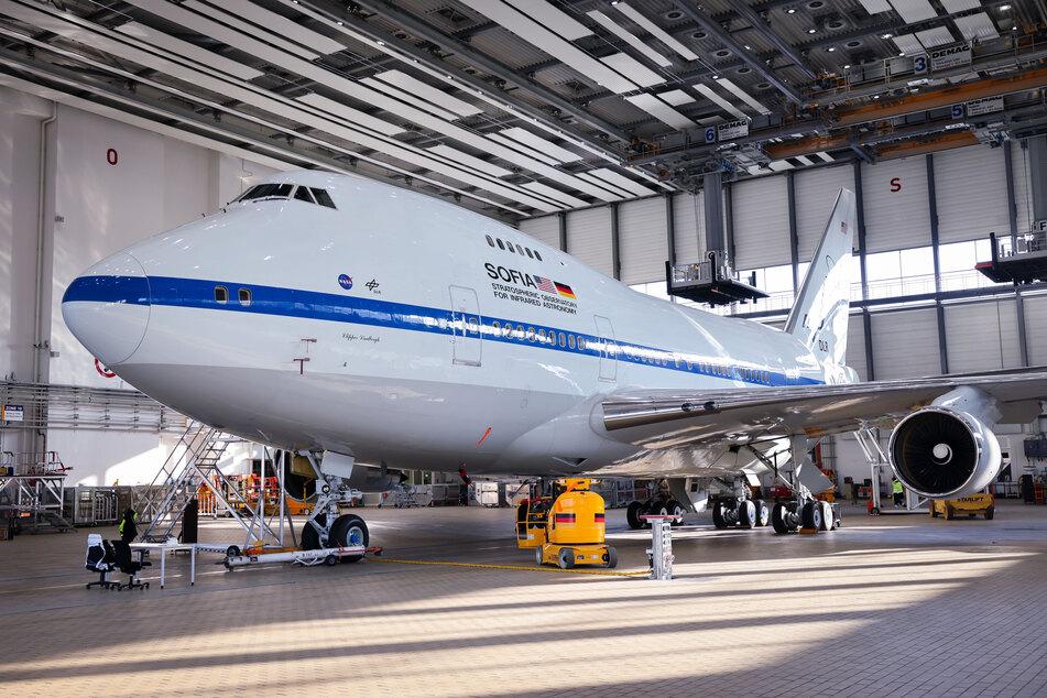 Boeing 747-SP zu Sternwarte umgebaut: Jetzt ist sie bereit für den Abflug