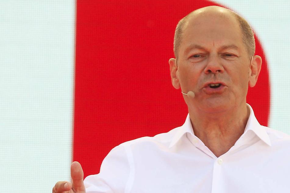 Scholz besucht Lausitz: SPD-Kanzlerkandidat auf Wahlkampftour in Brandenburg