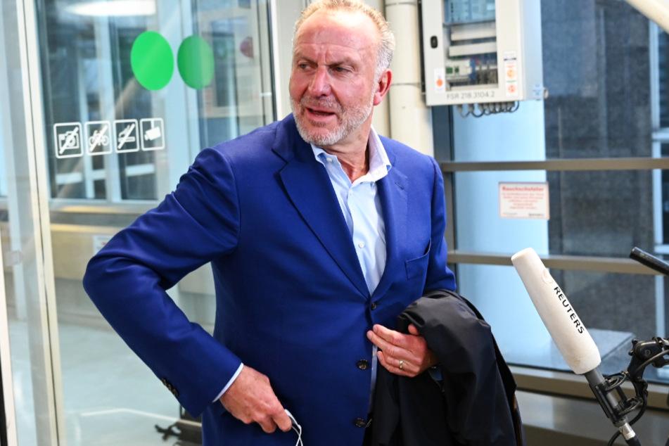 Karl-Heinz Rummenigge (65), Vorstandsvorsitzender der FC Bayern München AG, will keine neue Verteilung der TV-Gelder.