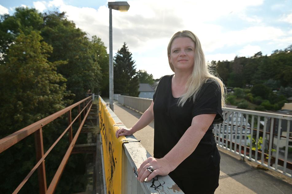 Stadträtin Susanne Schaper (42, Linke) will die Sanierung endlich schnell über die Bühne bringen.