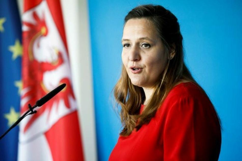 Im Wahlkreis Potsdam holte die heutige Brandenburger Wissenschaftsministerin Manja Schüle (43) für die SPD 2017 das einzige Direktmandat in den ostdeutschen Ländern.