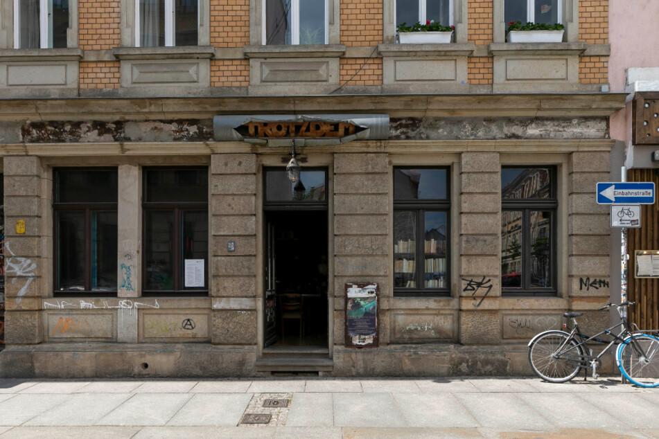 """Das """"Trotzdem"""" auf der Alaunstraße 81 in der Dresdner Neustadt ist eine Institution."""