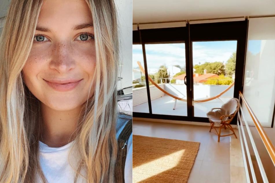 Mega-Aussicht: Influencerin zeigt ihr Haus am Strand in Spanien!