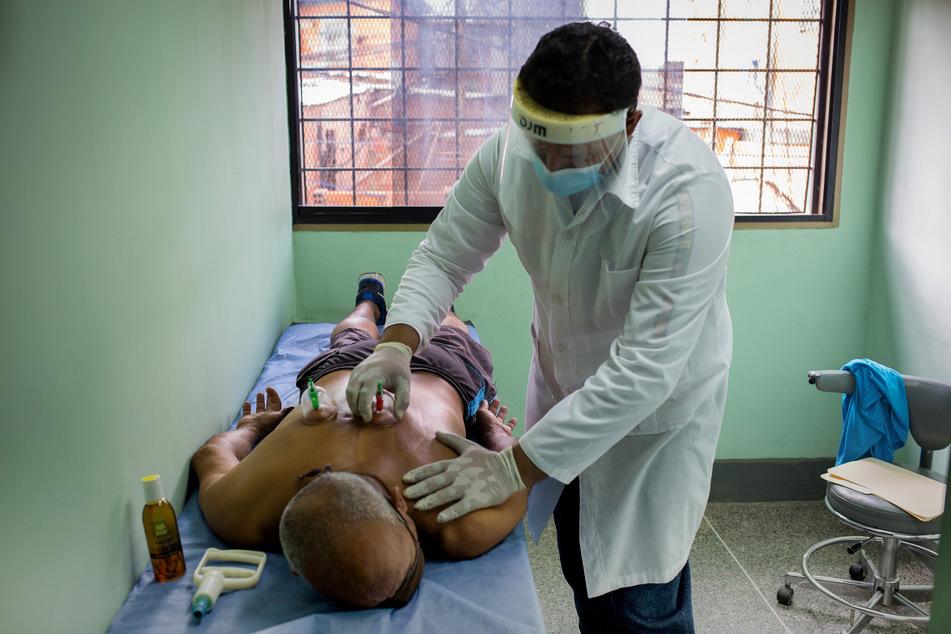Die Corona-Lage in Venezuela: Geimpft wird bereits mit dem russischen Impfstoff Sputnik-V. Astrazeneca erhält keine Zulassung im Land.