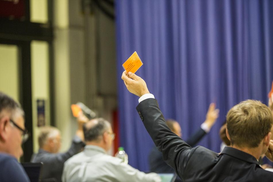 Was nicht-öffentlich abgestimmt wird, muss im Dresdner Stadtrat zunächst geheim bleiben.