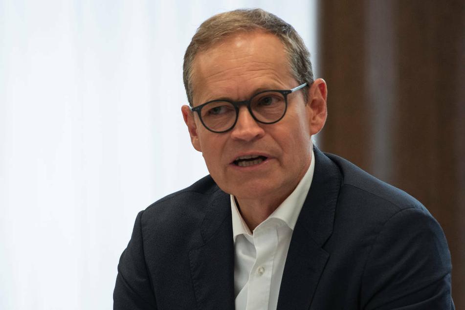 Berlins Regierender Bürgermeister Michael Müller (56, SPD) geht davon aus, dass Corona-Tests ab Mitte Oktober kostenpflichtig sein werden.