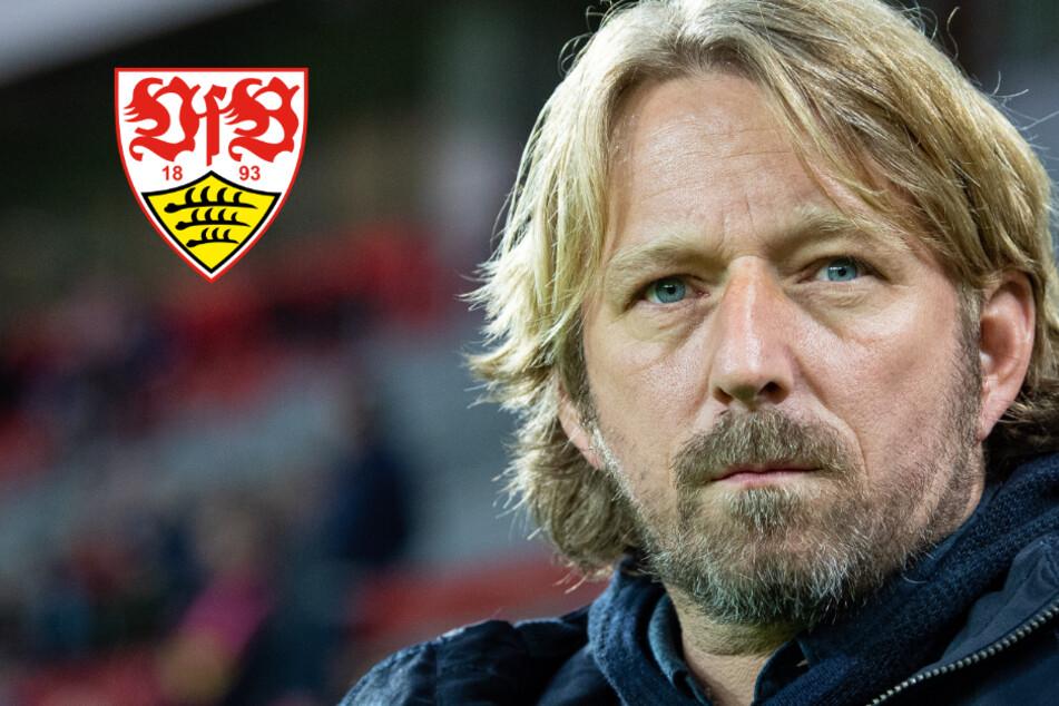Beratungen mit Merkel: VfB-Sportdirektor Mislintat hofft auf positive Signale