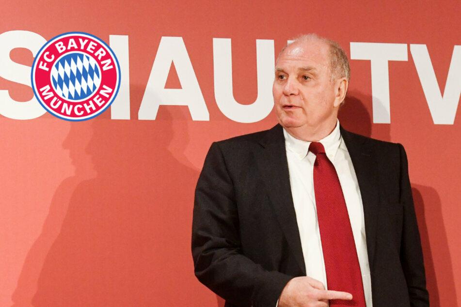"""Hansi Flick als neuer Nationaltrainer? Uli Hoeneß nennt diesen Gedanken """"hirnrissig"""""""