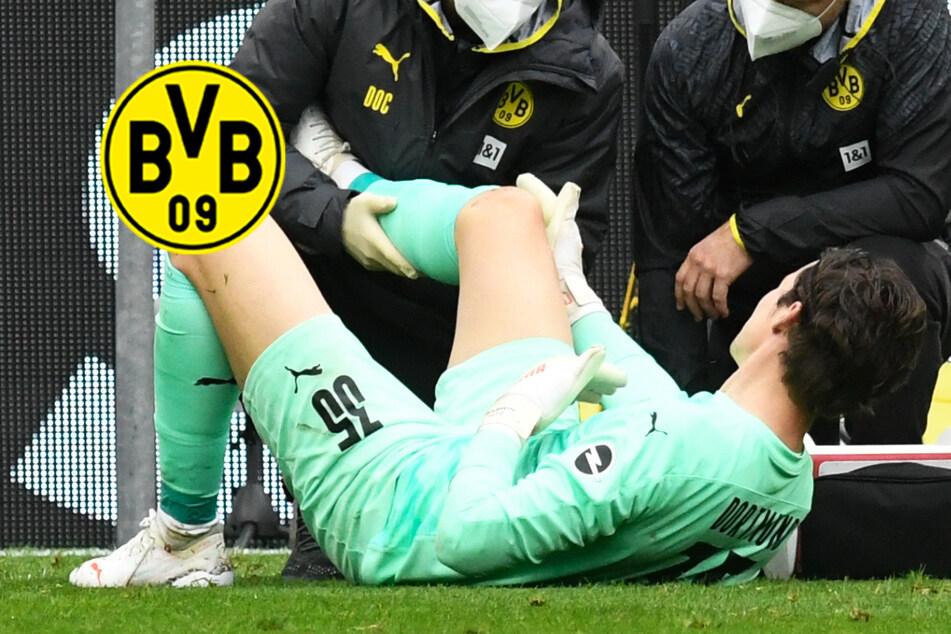 Bitter für den BVB: Dortmund muss im Saisonfinale auf Stammkeeper Hitz verzichten!