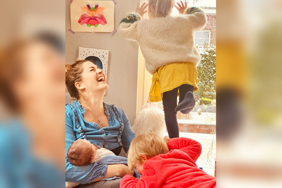 Im Leben der Vierfach-Mama geht es ziemlich turbulent zu. Die 43-Jährige wünscht sich mehr Verständnis.