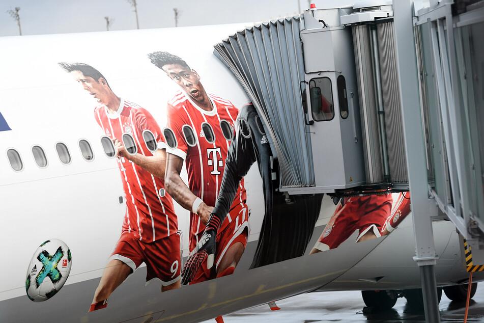 Der Trip des FC Bayern hat in der Nacht von Freitag auf Samstag mit einer chaotischen Anreise begonnen. (Archiv)