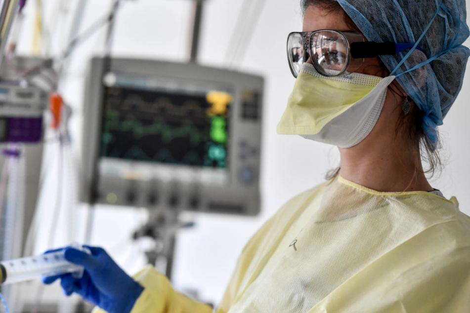 In Baden-Württemberg haben sich mittlerweile über 20.000 Menschen mit dem Coronavirus infiziert.