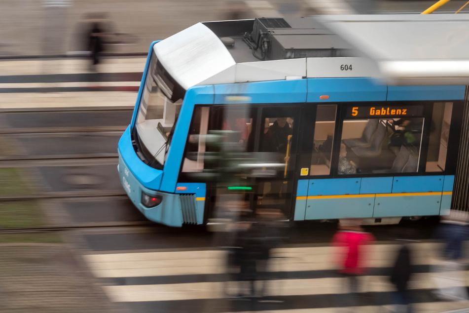 Chemnitz: Aus diesem Grund fahren heute auf der Linie 5 keine Straßenbahnen