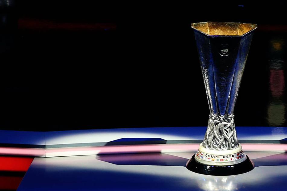 Um diesen Pokal wird ab dem 16. September wieder in der Europa League gekickt.