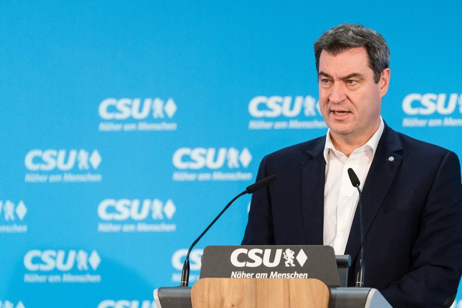 Ministerpräsident Markus Söder (53). (Archivbild)