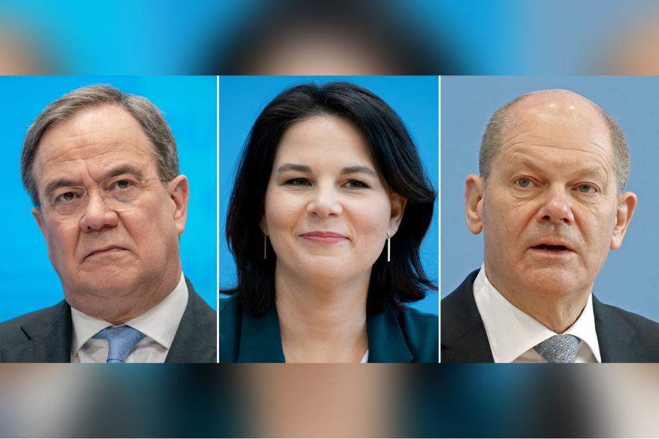 Im September muss sich Annalena Baerbock gegen ihre politischen Kontrahenten Armin Laschet (60, CDU) und Olaf Scholz (62, SPD) zur Wehr setzen.