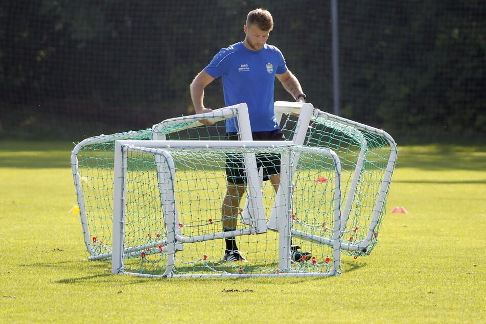 Seit 20. Juli ist Daniel Berlinski beim Chemnitzer FC als Trainer im Amt, durchlebte mit den Himmelblauen seitdem gute und auch schlechte Zeiten.