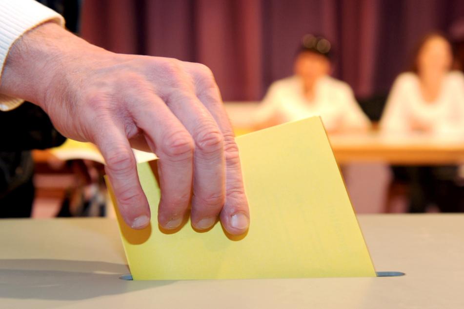 Bei der Wahl hatten einige Wähler einfach einen anderen Namen auf den Stimmzettel geschrieben. (Symbolbild)